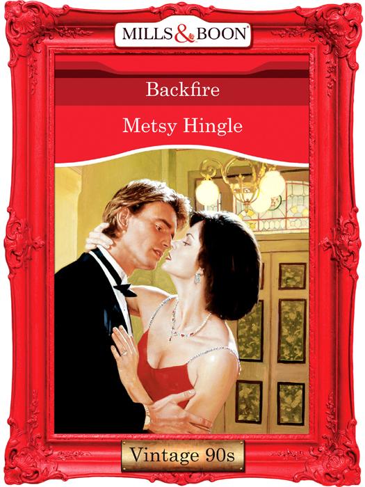 Metsy Hingle Backfire цена и фото