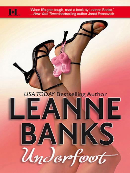 Leanne Banks Underfoot