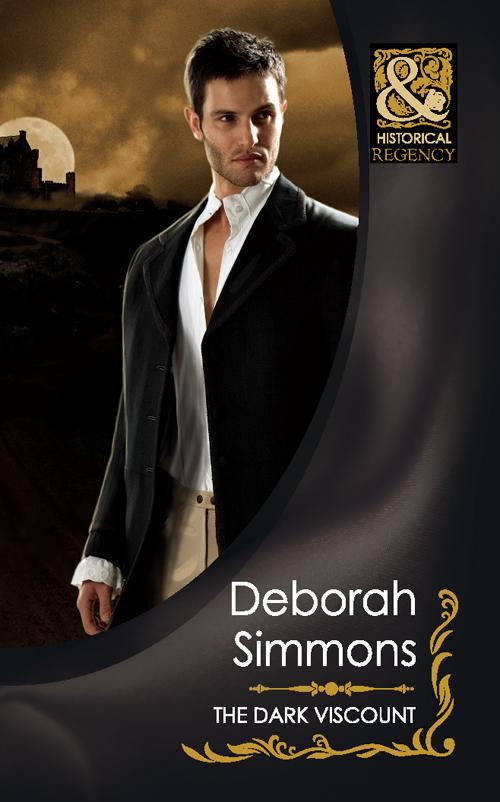 Deborah Simmons The Dark Viscount