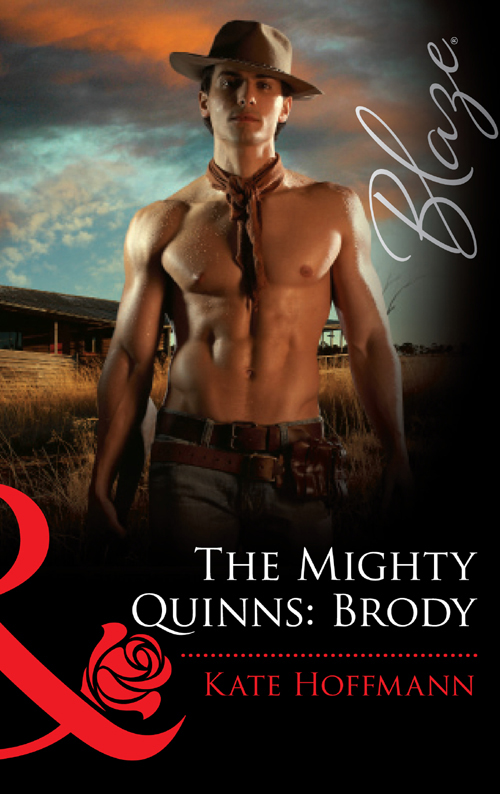 Kate Hoffmann The Mighty Quinns: Brody the mighty odds