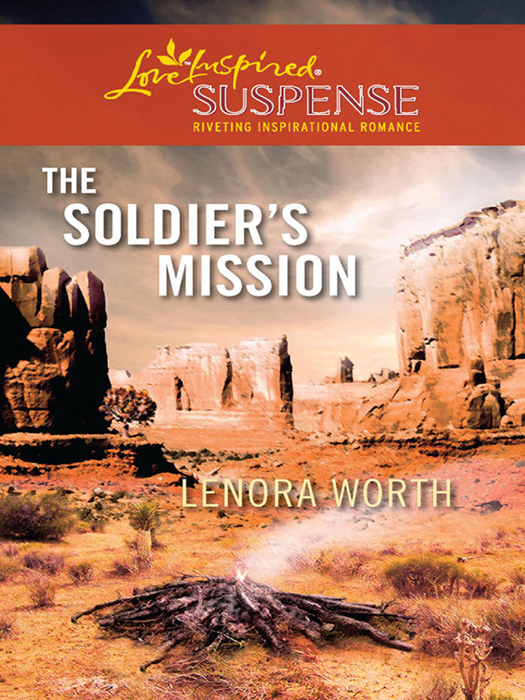 Lenora Worth The Soldier's Mission where is the grand canyon
