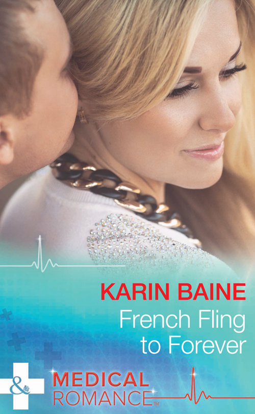 Karin Baine French Fling To Forever barriers