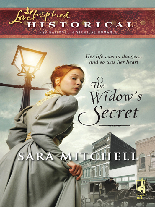 Sara Mitchell The Widow's Secret 2018 memorial charm pendant in memory i used to be her angel now she is mine lost her mother lost her grandmother