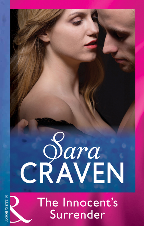 Sara Craven The Innocent's Surrender ultimatum