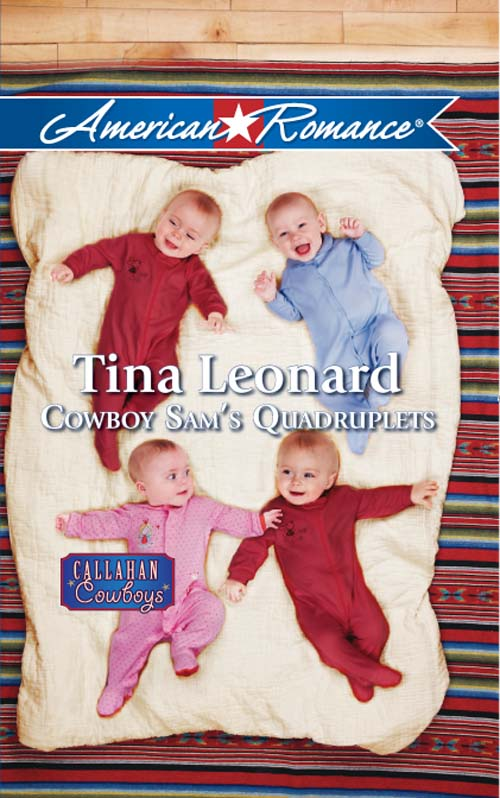 Tina Leonard Cowboy Sam's Quadruplets sam bourne the last testament