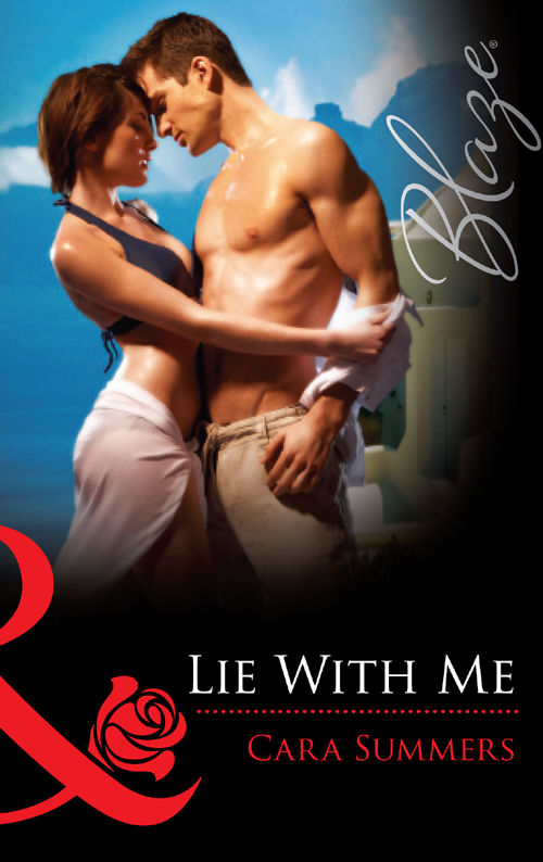 Cara Summers Lie with Me майка борцовка print bar lie to me