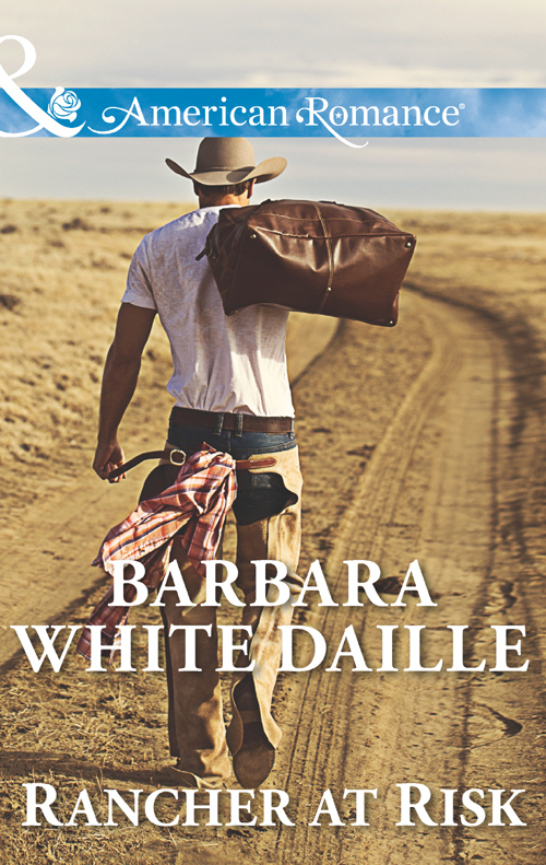Barbara Daille White Rancher at Risk barbara daille white the rodeo man s daughter