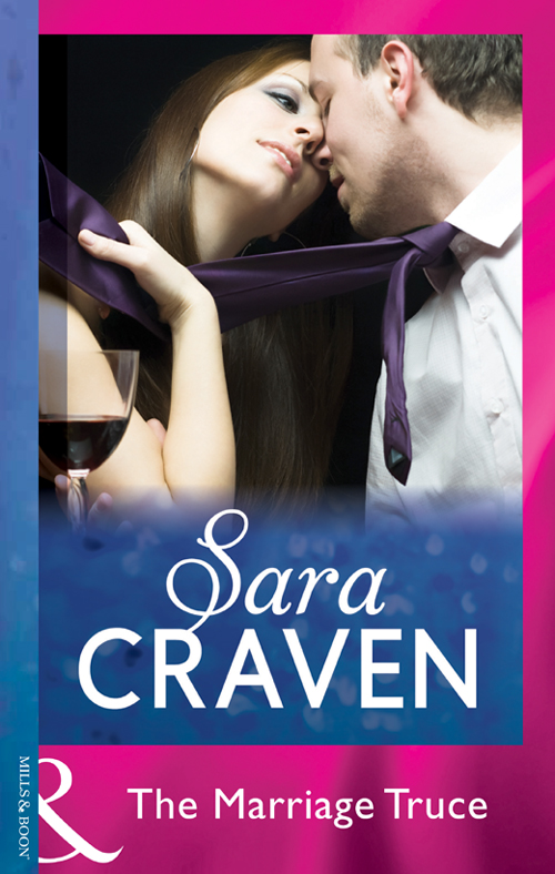 Sara Craven The Marriage Truce sara craven solitaire