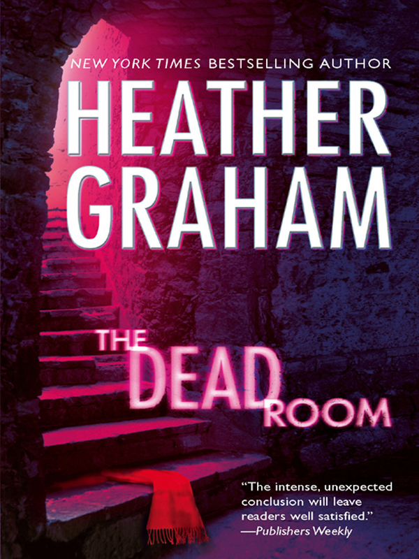 Heather Graham The Dead Room the ghosts of medak pocket