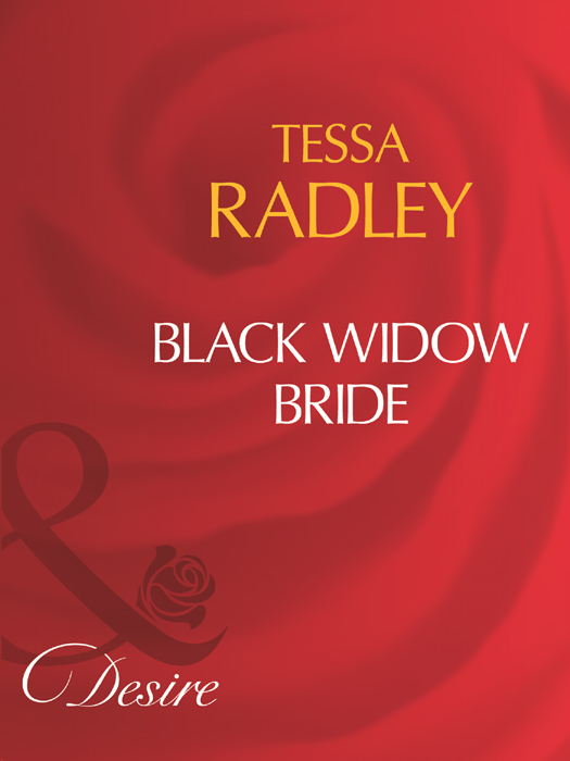 Tessa Radley Black Widow Bride