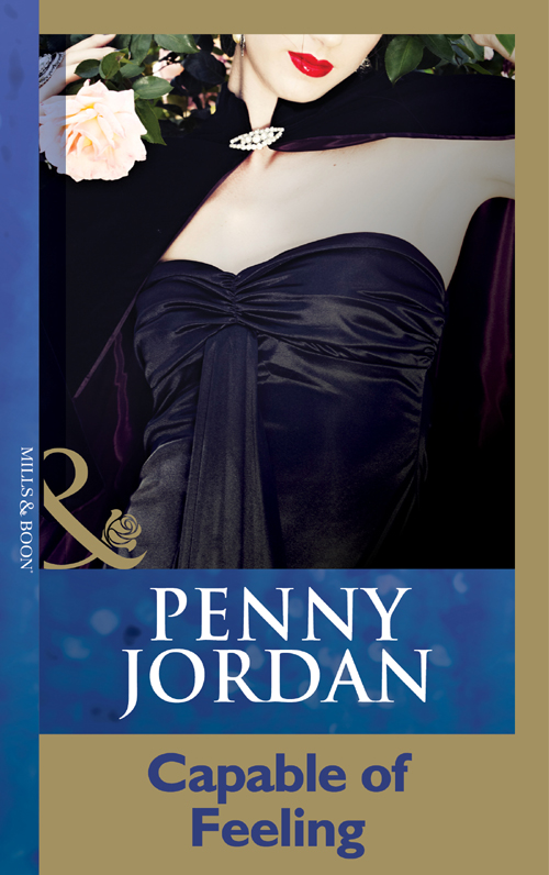 PENNY JORDAN Capable Of Feeling not a penny more not a penny less
