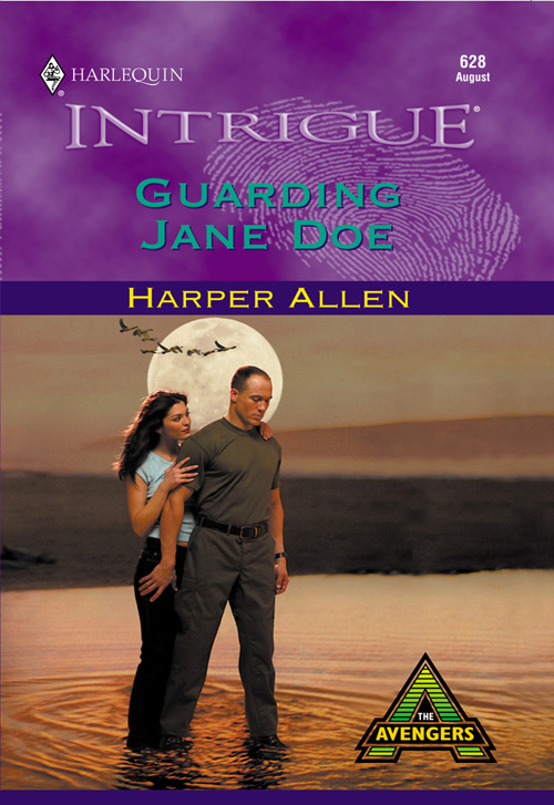 Harper Allen Guarding Jane Doe jane perrine myers the path to love