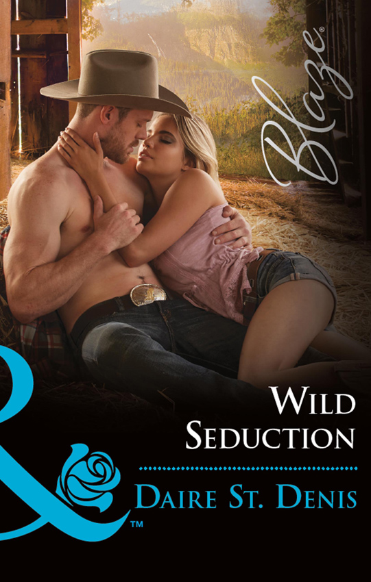 Daire Denis St. Wild Seduction чехол для zte blade x7 skinbox lux aw белый
