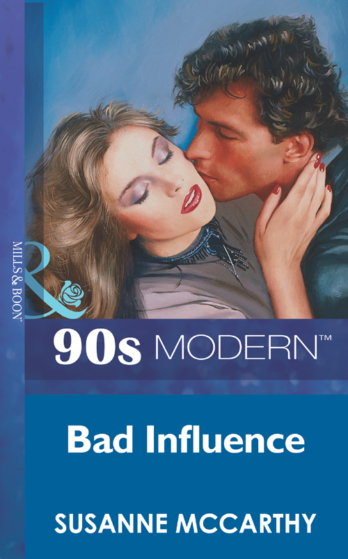 SUSANNE MCCARTHY Bad Influence jake breeden tipping sacred cows kick the bad work habits that masquerade as virtues