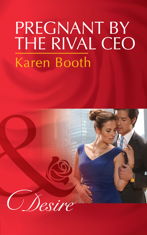 Karen Booth Pregnant By The Rival Ceo blame it on anna