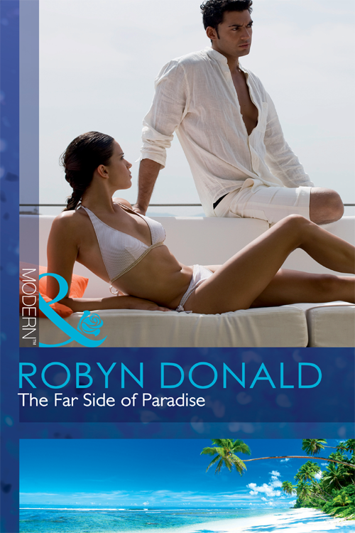 Robyn Donald The Far Side of Paradise robyn donald island of secrets
