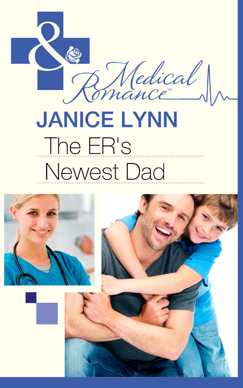 Janice Lynn The ER's Newest Dad цена