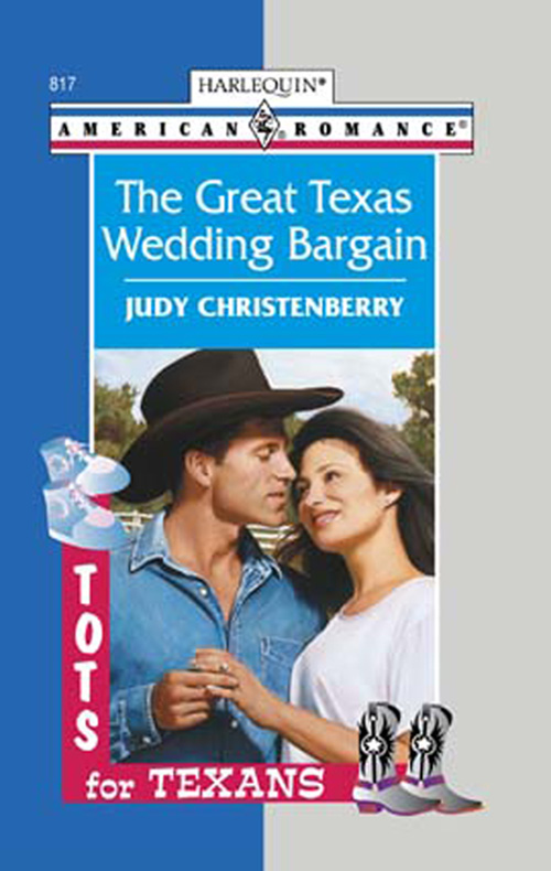 Judy Christenberry The Great Texas Wedding Bargain judy christenberry a texas family reunion