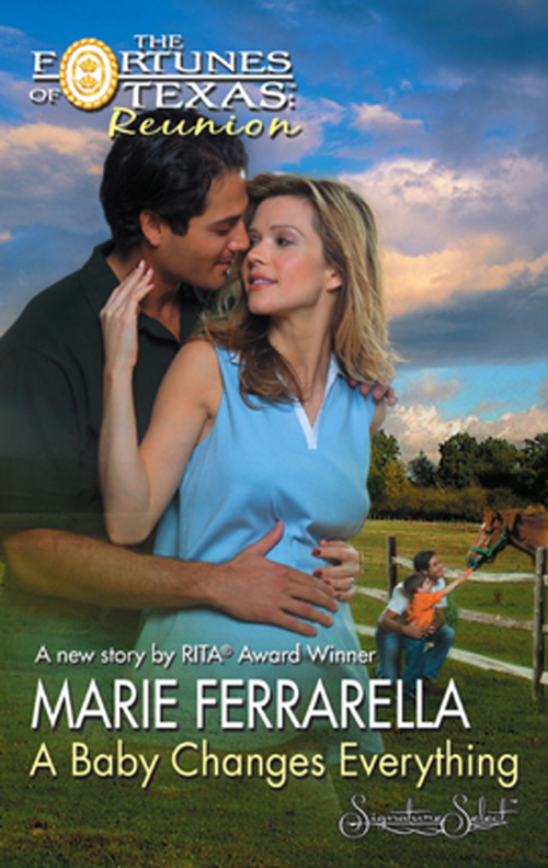 Marie Ferrarella A Baby Changes Everything marie ferrarella found his perfect wife