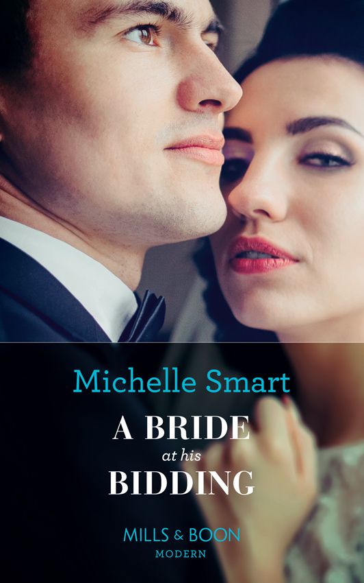 Michelle Smart A Bride At His Bidding i is for innocent