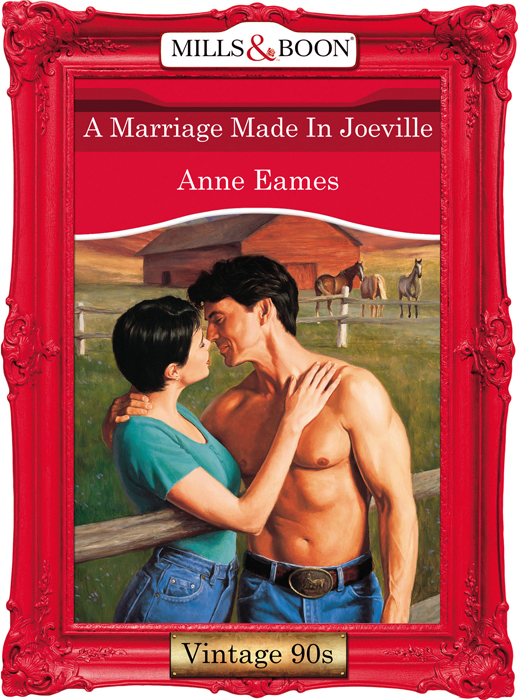 Anne Eames A Marriage Made In Joeville lucy ryder caught in a storm of passion