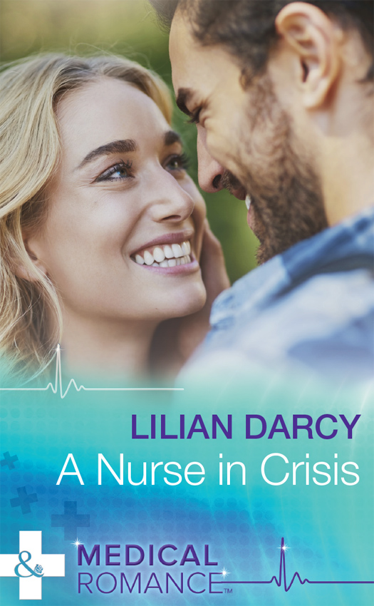 Lilian Darcy A Nurse In Crisis student or nude descending a staircase head first