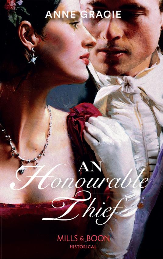 Anne Gracie An Honourable Thief dubious doublets
