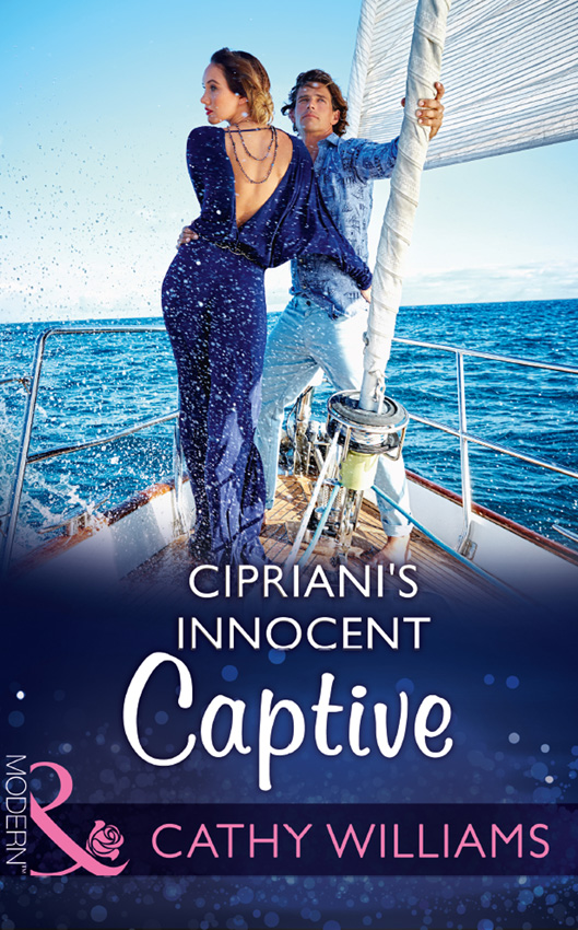 лучшая цена CATHY WILLIAMS Cipriani's Innocent Captive