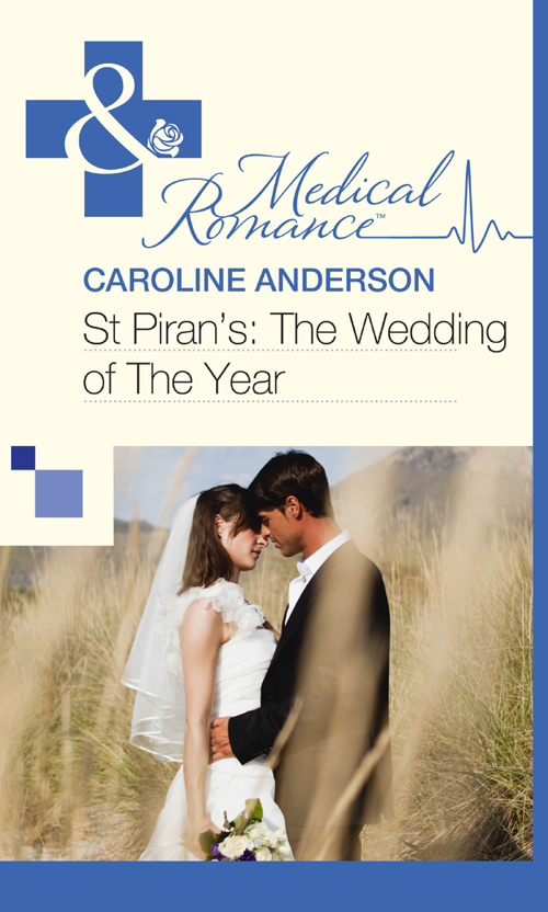 Caroline Anderson St Piran's: The Wedding of The Year цена и фото