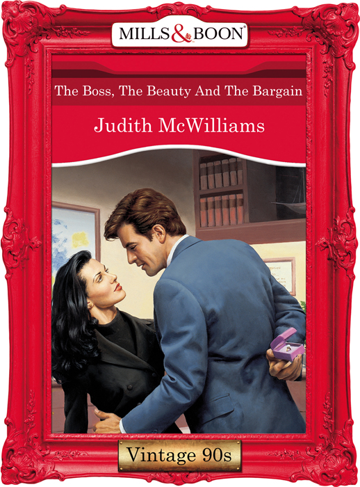 Judith McWilliams The Boss, The Beauty And The Bargain