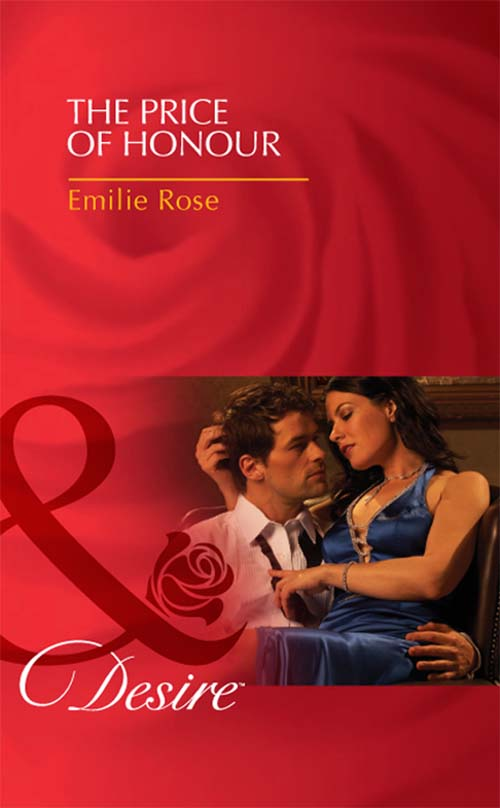Emilie Rose The Price of Honour the course of honour