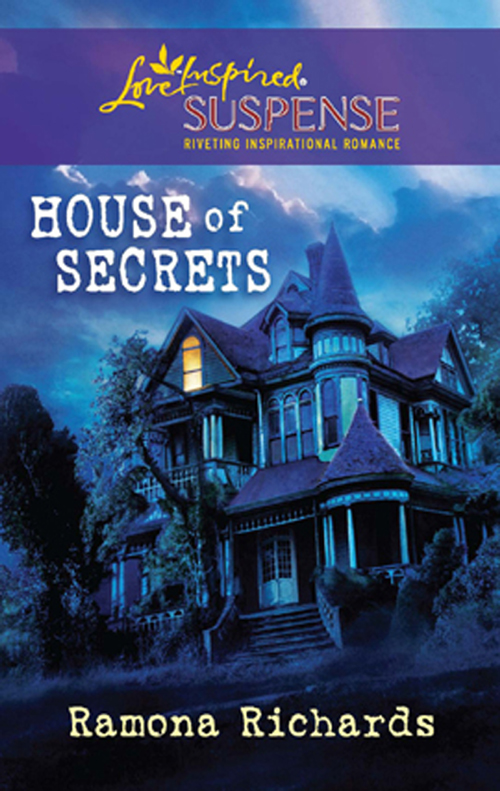 Фото - Ramona Richards House of Secrets dvd blu ray