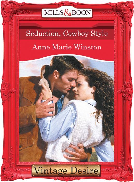 где купить Anne Marie Winston Seduction, Cowboy Style по лучшей цене