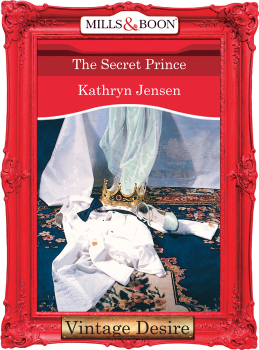 Kathryn Jensen The Secret Prince the day that went missing