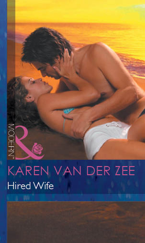 Karen Van Der Zee Hired Wife недорого