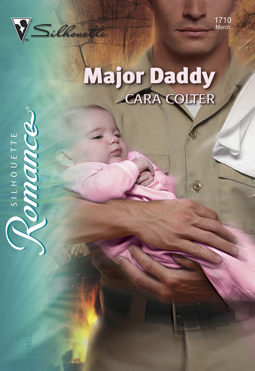 Cara Colter Major Daddy picturing and poeting