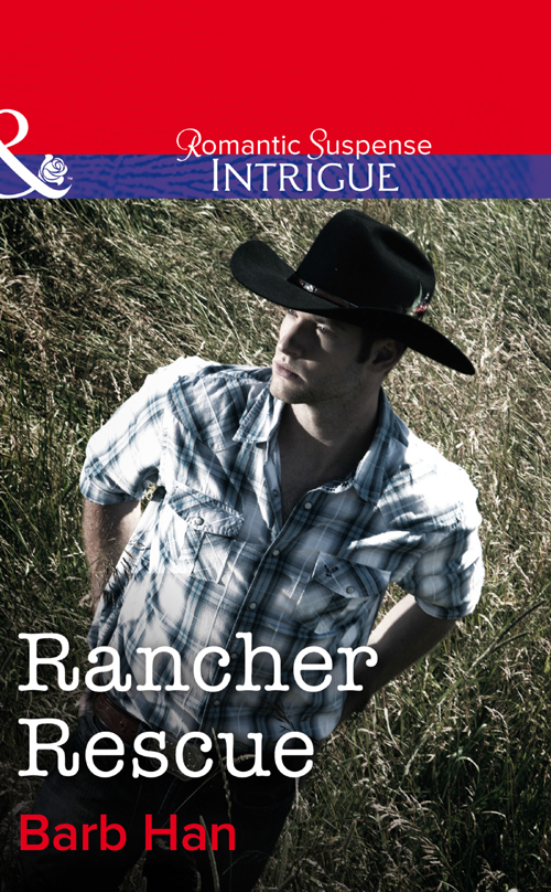 Barb Han Rancher Rescue jan hambright the high country rancher