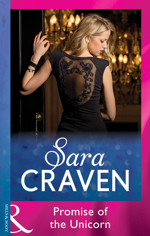 Sara Craven Promise Of The Unicorn sara craven dark ransom