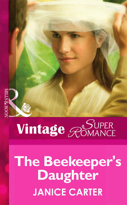 Janice Carter The Beekeeper's Daughter hive the