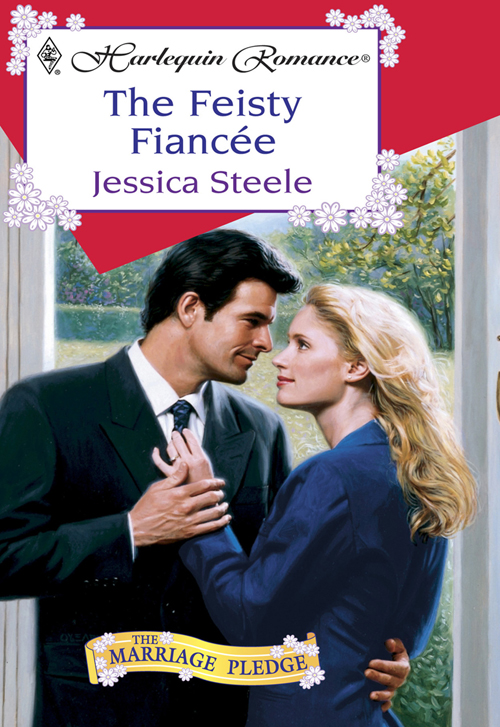Jessica Steele The Feisty Fiancee jessica steele married in a moment