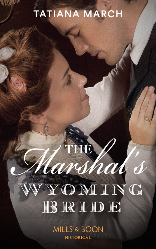 The Marshal's Wyoming Bride