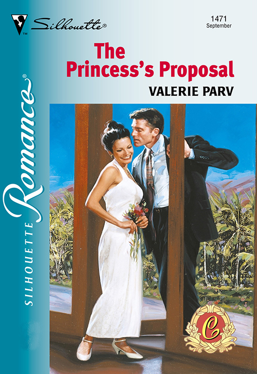 Valerie Parv The Princess's Proposal