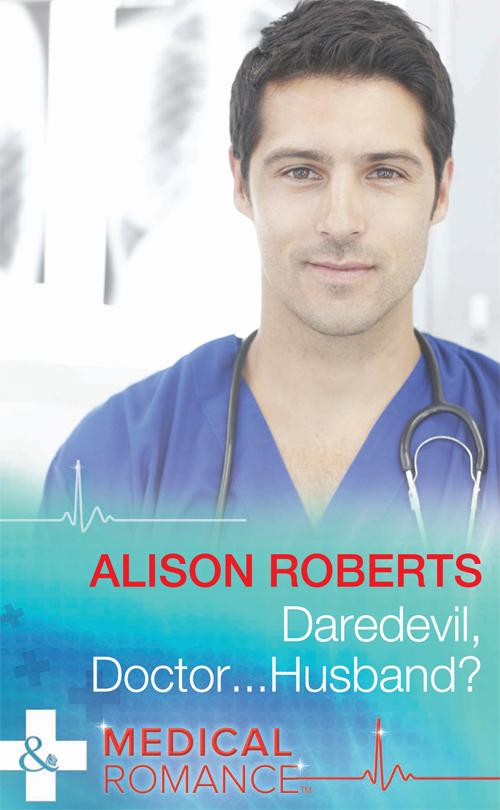 Alison Roberts Daredevil, Doctor...Husband? buttoned