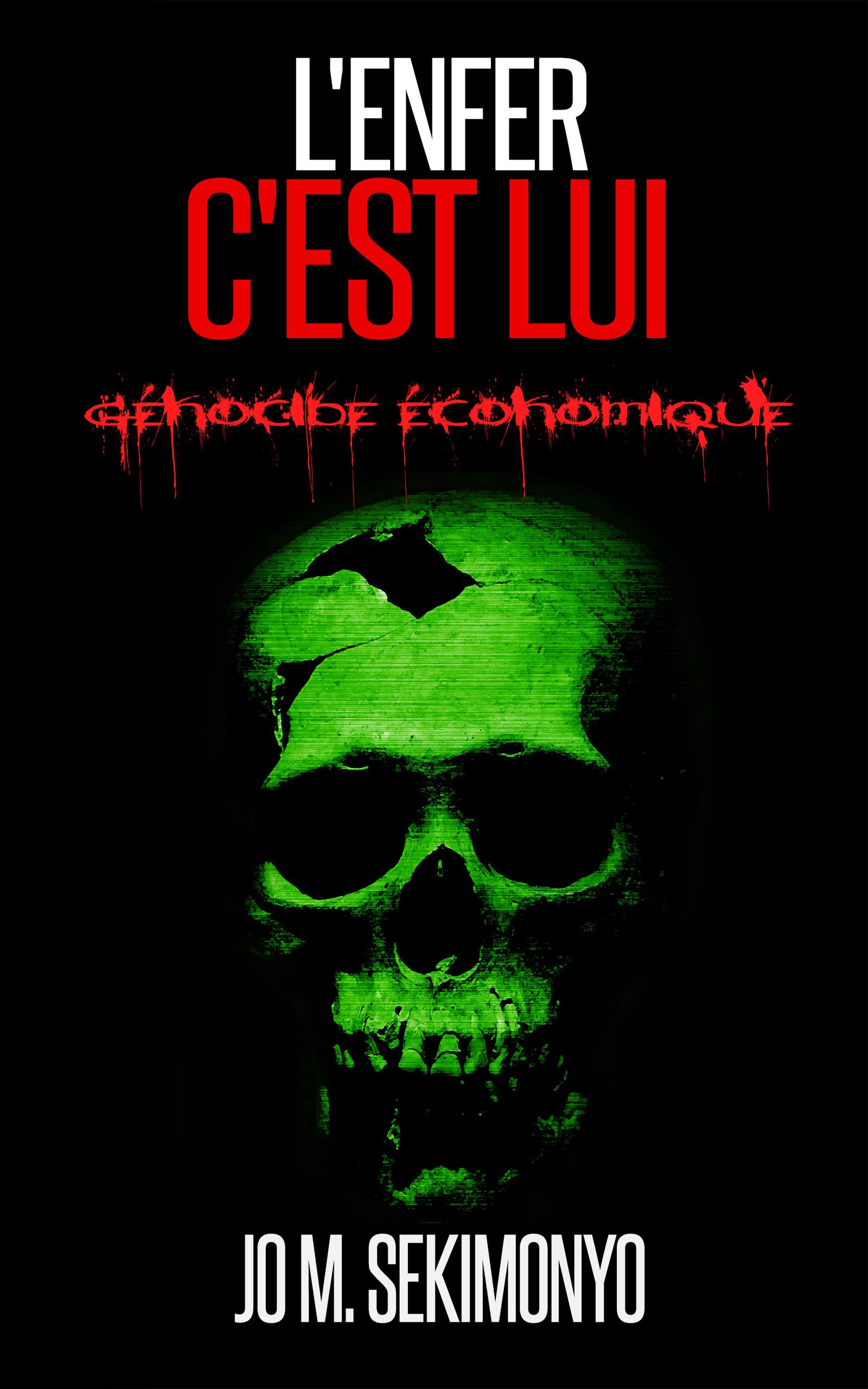 Обложка книги L'Enfer C'Est Lui