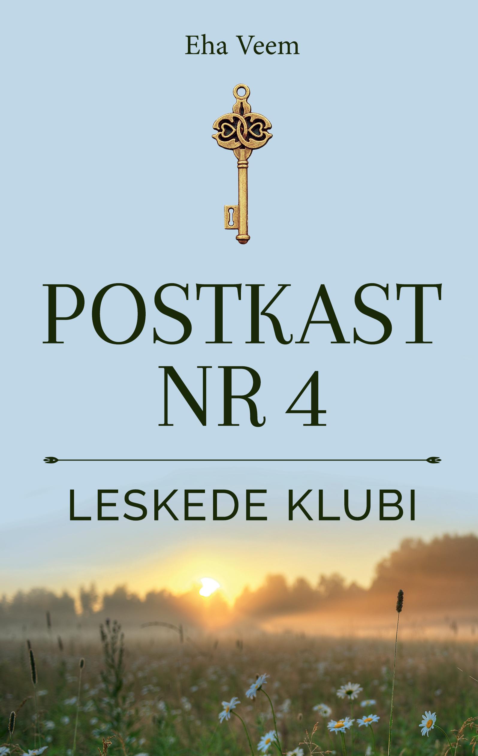 лучшая цена Eha Veem Postkast nr 4. Leskede klubi