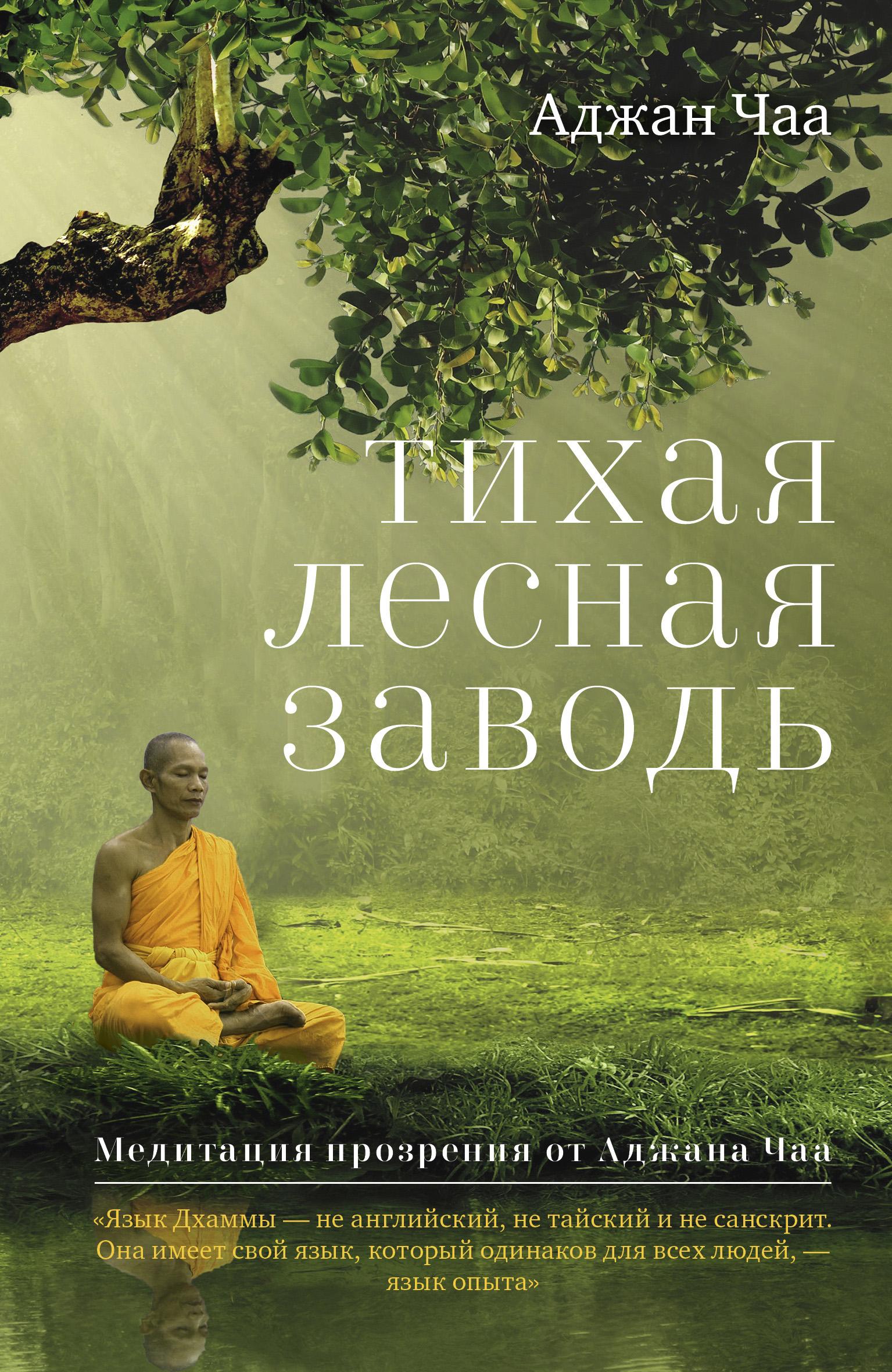 Аджан Чаа, Евгений Дулькин «Тихая лесная заводь. Медитация прозрения от Аджана Чаа»