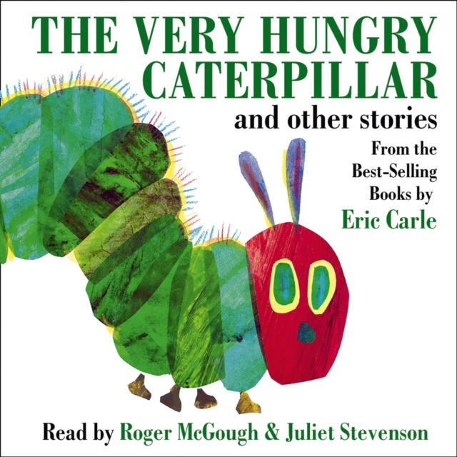Eric Carle Very Hungry Caterpillar And Other Stories carle eric my very first book of food