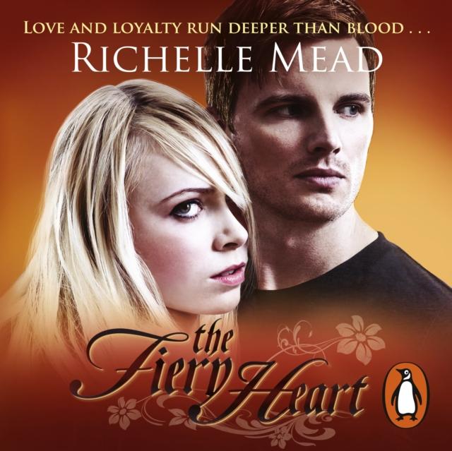 Richelle Mead Bloodlines: The Fiery Heart (book 4)