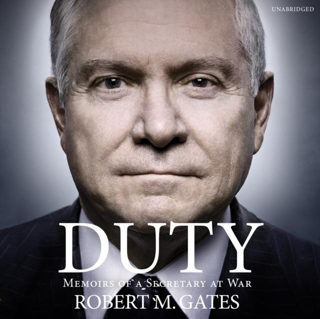 Robert M. Gates Duty robert slee t middle market m
