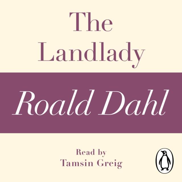 Roald Dahl Landlady (A Roald Dahl Short Story) dahl roald dirty beasts